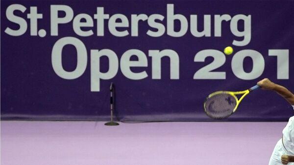 Тениски турнир у Санкт Петрбургу - Sputnik Србија