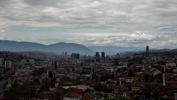 Сарајево панорама - Sputnik Србија