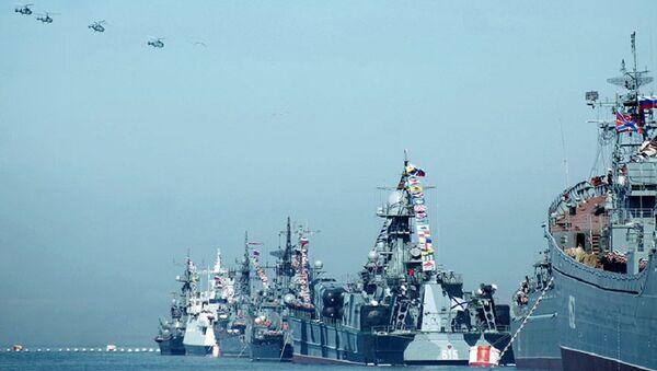 Ruska flota - Sputnik Srbija