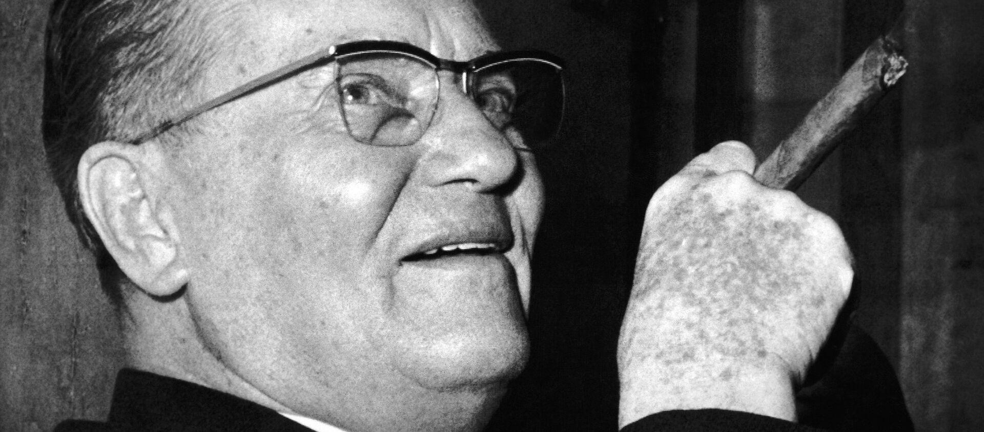 Josip Broz Tito - Sputnik Srbija, 1920, 19.01.2016