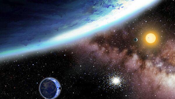 Svemir ilustracija - Sputnik Srbija