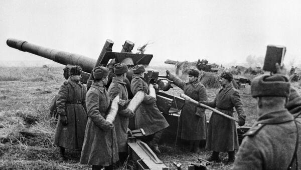 Офанзива Црвене армије на Берлин - Sputnik Србија