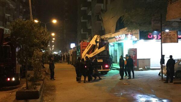 Експлозија у Каиру - Sputnik Србија
