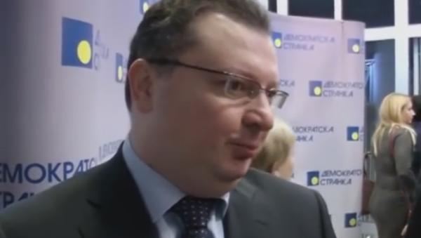Миодраг Мики Ракић - Sputnik Србија