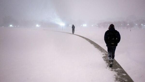 Снег - Sputnik Србија