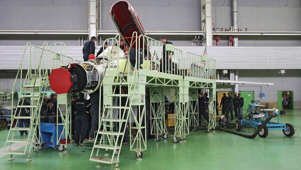 Fabrika za proizvodnju Migova - Sputnik Srbija
