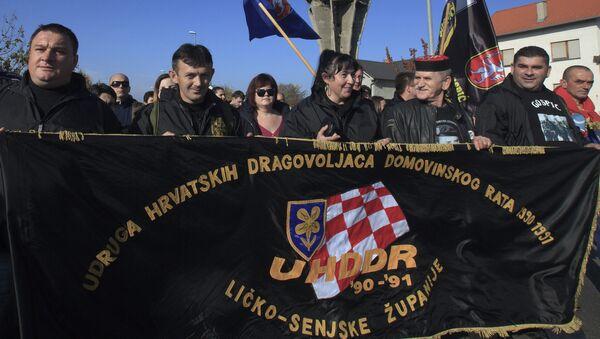 Branitelji Hrvatske - Sputnik Srbija