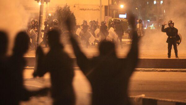 Египатски демонстранти сукобили су се са полицијом у Каиру 19. новембра 2011 - Sputnik Србија