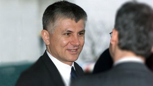 Ubijeni premijer Srbije Zoran Đinđić - Sputnik Srbija