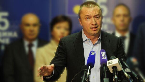 Bojan Pajtić - Sputnik Srbija