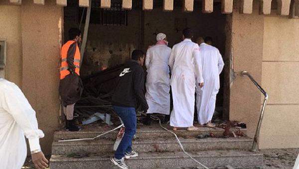 Терористички напад у Саудијској Арабији - Sputnik Србија