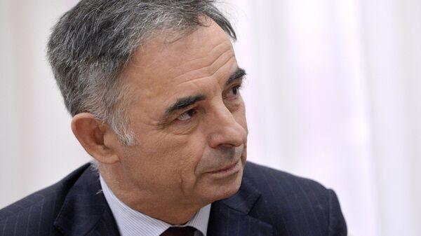 Predsednik Srspkog nacionalnog vijeće u Hrvatksoj Milorad Pupovac - Sputnik Srbija