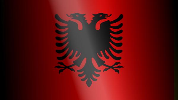 Албанија, грб - Sputnik Србија