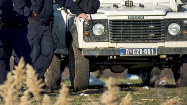 Srpska policija - Sputnik Srbija
