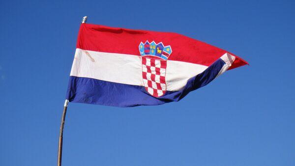 Хрватска застава - Sputnik Србија