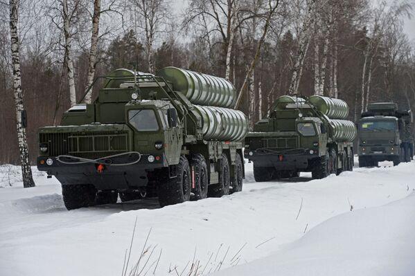 Чувар московског неба: С-400 Тријумф - Sputnik Србија