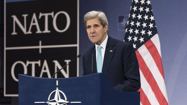 Џон Кери у НАТО-у - Sputnik Србија