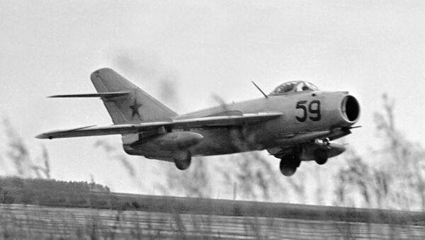 MiG-17 - Sputnik Srbija