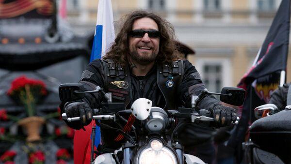 """Vođa """"Noćnih vukova"""" Aleksandar Zaldostanov Hirurg - Sputnik Srbija"""