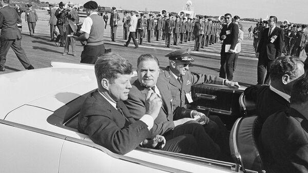 Убијени председник САД Џон Кенеди - Sputnik Србија