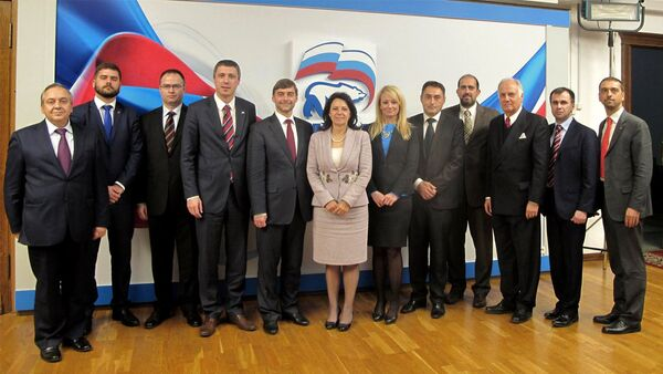 Delegacije Dveri i DSS-a - Sputnik Srbija
