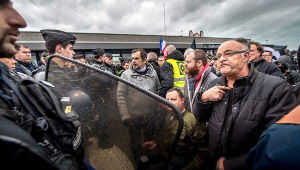 Pegida, protest - Sputnik Srbija