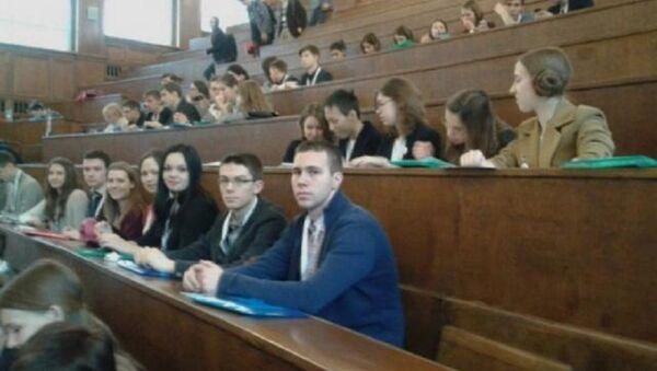 Ученици Математичке гимназије - Sputnik Србија