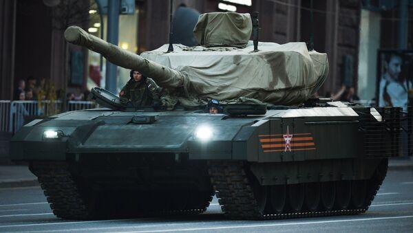 Армата Т-14 - Sputnik Србија