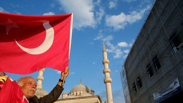 Turska zastava - Sputnik Srbija