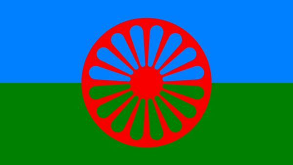 Romska zastava - Sputnik Srbija