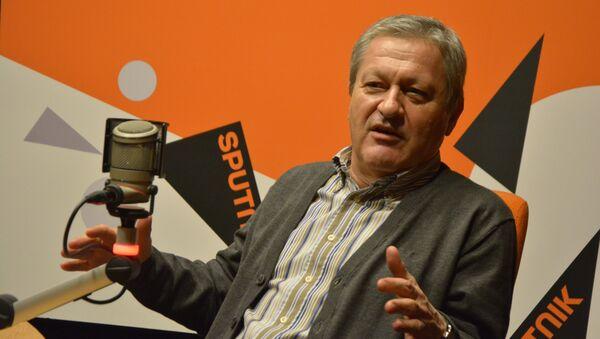 Dragan Velikić, književnik, dobitnik NIN-ove nagrade - Sputnik Srbija