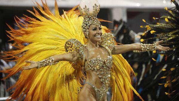Ekstravagancija brazilskog karnevala - Sputnik Srbija
