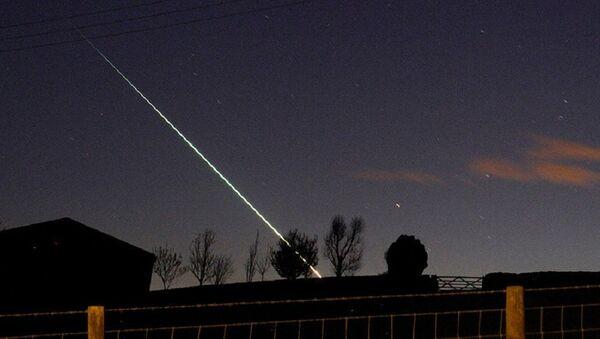 Meteorit - Sputnik Srbija