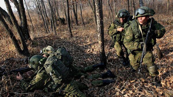 Руска војска - Sputnik Србија
