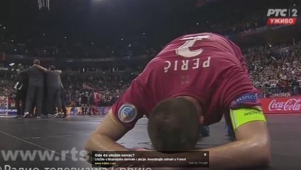 Reprezentacija Srbije u futsalu - Sputnik Srbija