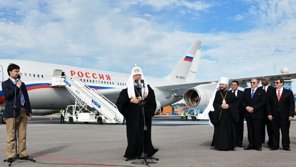 патријарх Кирил - Sputnik Србија