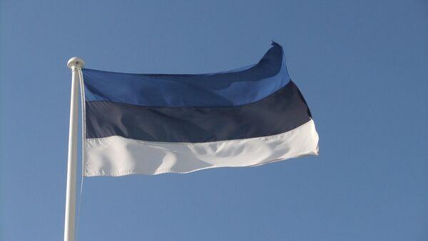 Zastava Estonije - Sputnik Srbija