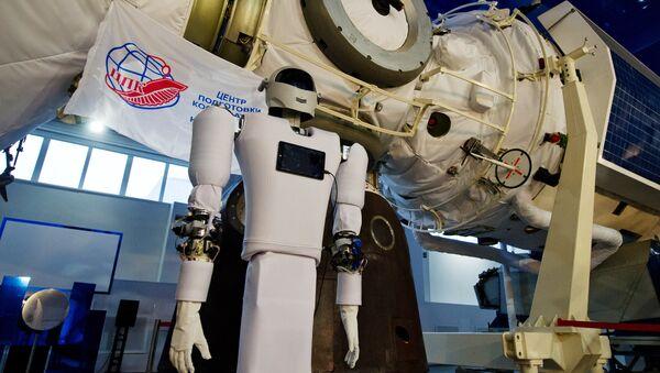 Руски борбени робот - Sputnik Србија