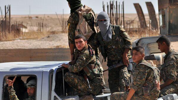 Sirijski Kurdi - Sputnik Srbija