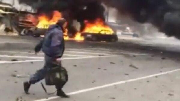 Dagestan, teroristički napad - Sputnik Srbija