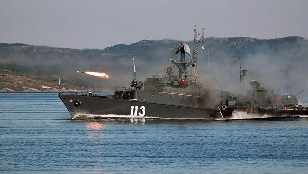 Ruska severna flota - Sputnik Srbija