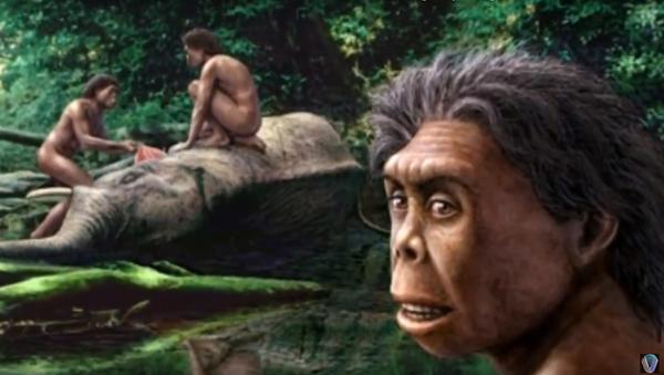 Homo Floresiensis - Sputnik Србија