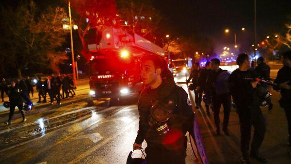 Teroristički napad u Ankari - Sputnik Srbija
