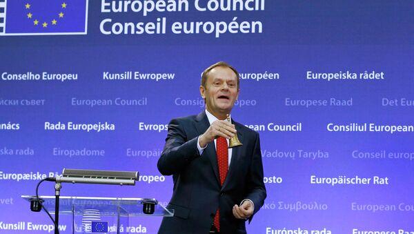 Predsednik Evropskog saveta Donald Tusk - Sputnik Srbija