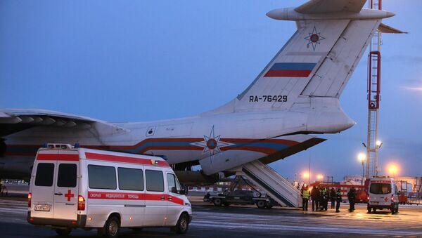 Аеродром Домодедово, авион - Sputnik Србија