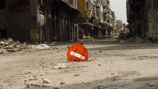 Homs - Sputnik Srbija