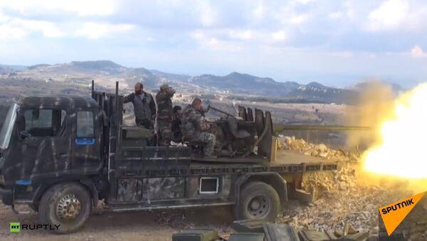 Taking Syria Back: Army Retakes Last Daesh Stronghold in Latakia - Sputnik Srbija