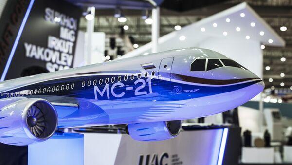 Ruski putnički avion MS-21 - Sputnik Srbija