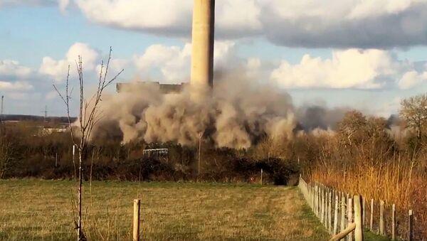 Експлозија у британској електрани близу Лондона - Sputnik Србија