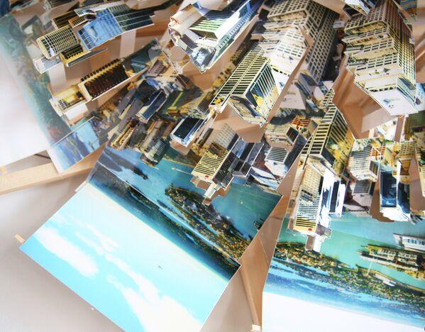 Питање перцепције: Уметност претварања градова у планете - Sputnik Србија